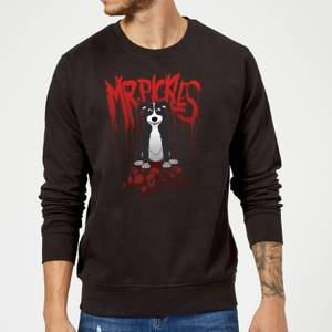 Mr Pickles Pile Of Skulls Sweatshirt - Black