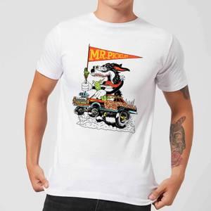Mr Pickles Drag Race Men's T-Shirt - White