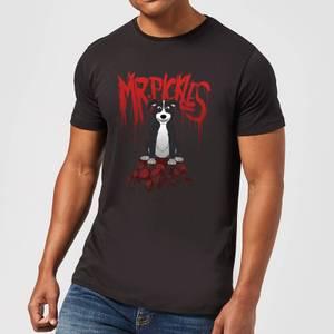 Mr Pickles Pile Of Skulls Men's T-Shirt - Black