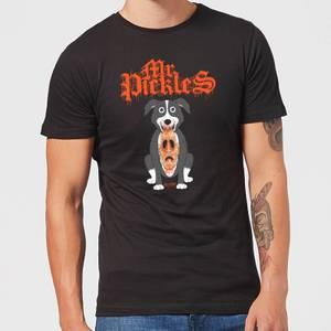 Mr Pickles Ripped Face Men's T-Shirt - Black