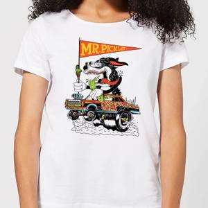 Mr Pickles Drag Race Women's T-Shirt - White