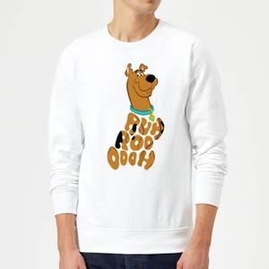 Scooby Doo RUHROOOOOH Sweatshirt - White