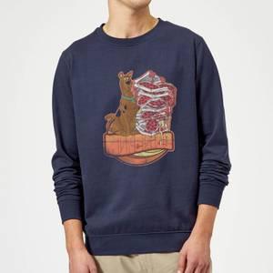 Scooby Doo Munchies Sweatshirt - Navy