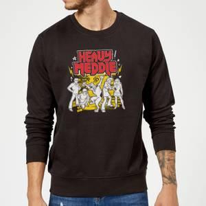 Scooby Doo Heavy Meddle Sweatshirt - Black