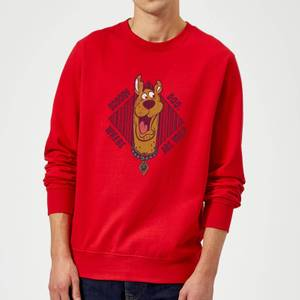 Scooby Doo Where Are You? Sweatshirt - Red