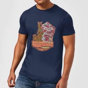 Scooby Doo Munchies Men's T-Shirt - Navy