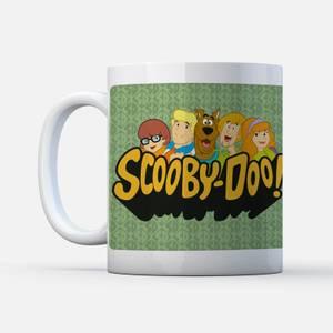 Scooby Doo Logo Mug