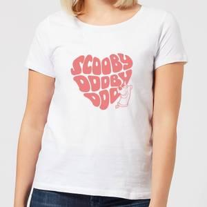 Scooby Doo I Ruv You Women's T-Shirt - White