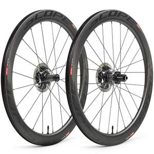 Scope R5 Disc Carbon Clincher Wheelset