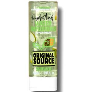 Original Source Hydrating Water Infusions Apple & Melon Shower Gel