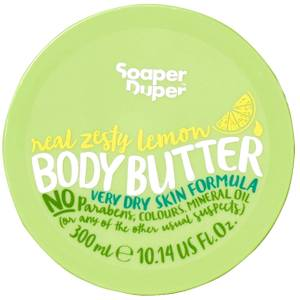 Soaper Duper Deluxe Zesty Lemon Body Butter