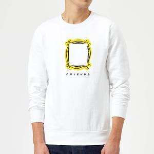 Friends Frame Sweatshirt - White