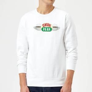 Friends Central Perk Sweatshirt - White