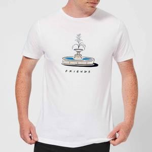 Friends Fountain Men's T-Shirt - White