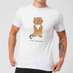 Friends Smelly Cat Men's T-Shirt - White
