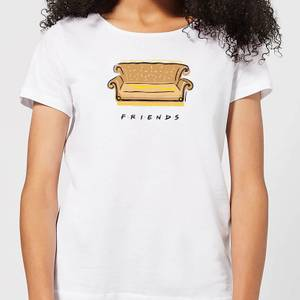 Friends Couch Women's T-Shirt - White