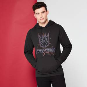 Transformers Decepticon Since '84 Hoodie - Black