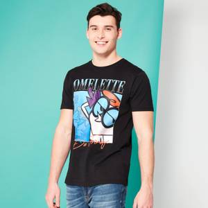Cartoon Network Spin-Off Dexters Lab 90's Photoshoot T-Shirt - Black