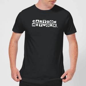 Cartoon Network Logo Herren T-Shirt - Schwarz