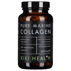 KIKI Health Pure Marine Collagen Vegicaps (150 Vegicaps)