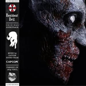 Laced Records - Resident Evil (Original Soundtrack) Double vinyle LP