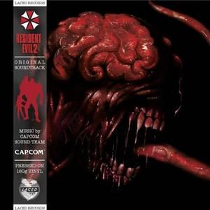 Laced Records - Resident Evil 2 (Original Soundtrack) Double vinyle LP