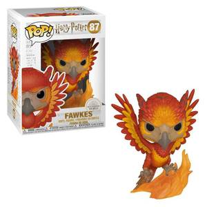 Harry Potter - Fawkes Pop! Vinyl Figur