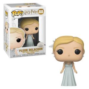 Figurine Pop! Fleur Delacour Bal de Noël Harry Potter