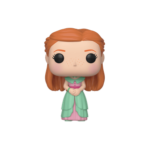 Figurine Pop! Ginny Weasley Bal de Noël Harry Potter