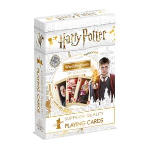Waddingtons Number 1 Playing Cards - Harry Potter Edition