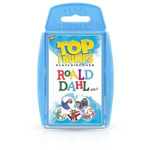 Top Trumps Card Game - Roald Dahl 2 Edition