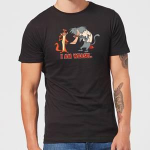 I Am Weasel Characters Men's T-Shirt - Black