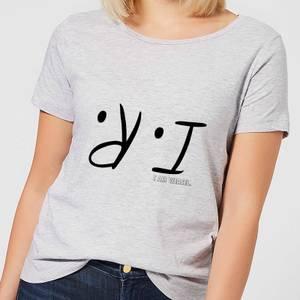 I Am Weasel I.R. Women's T-Shirt - Grey