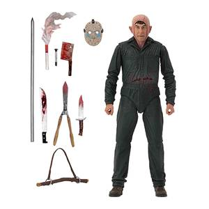 "NECA Friday the 13th - 7"" Action Figure - Ultimate Part 5 Roy Burns"