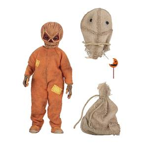 "NECA Trick-r-Treat - 8"" Clothed Action Figure - Sam"