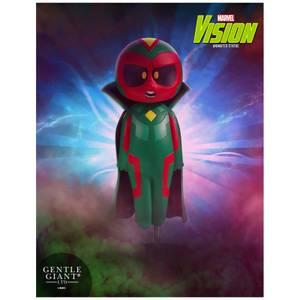 Statuette animée Avengers Vision de Marvel (15cm)– Gentle Giant