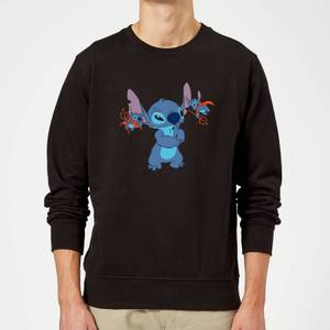 Disney Lilo & Stitch Little Devils trui - Zwart