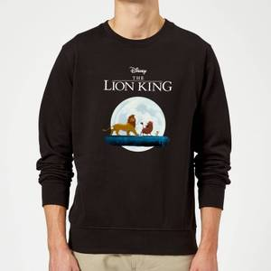 Disney Lion King Hakuna Matata Walk Sweatshirt - Black