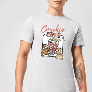 Disney Crackin Me Up Men's T-Shirt - Grey