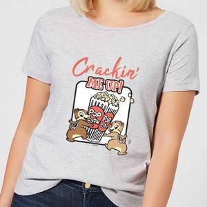 Disney Crackin Me Up Women's T-Shirt - Grey