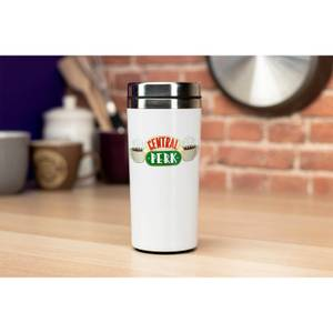 Friends Central Perk Travel Mug