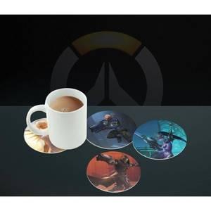 Overwatch 3D Coasters