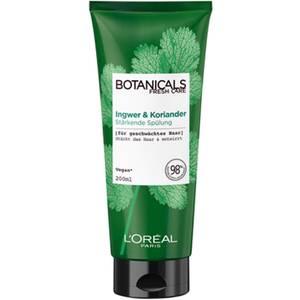 L'Oréal Paris Botanicals Fresh Care Ingwer & Koriander Stärkenden Spülung Für Geschwächtes Haar