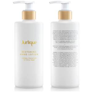 Jurlique Restoring Hand Lotion 300ml (Lemon, Geranium & Clary Sage)