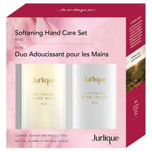Jurlique Softening Hand Care Set (Rose) (Worth $62.00)