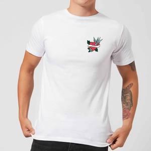 Mom Heart Men's T-Shirt - White
