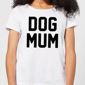 Dog Mum Women's T-Shirt - White