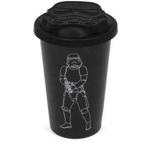 Original Stormtrooper Ceramic Travel Mug - Black