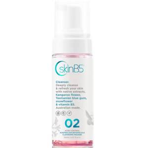 SkinB5 Acne Control Australian Botanical Cleansing Mousse 150ml