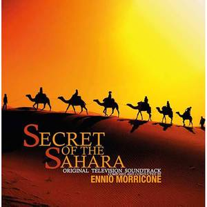 Ennio Morricone - Secret Of The Sahara LP